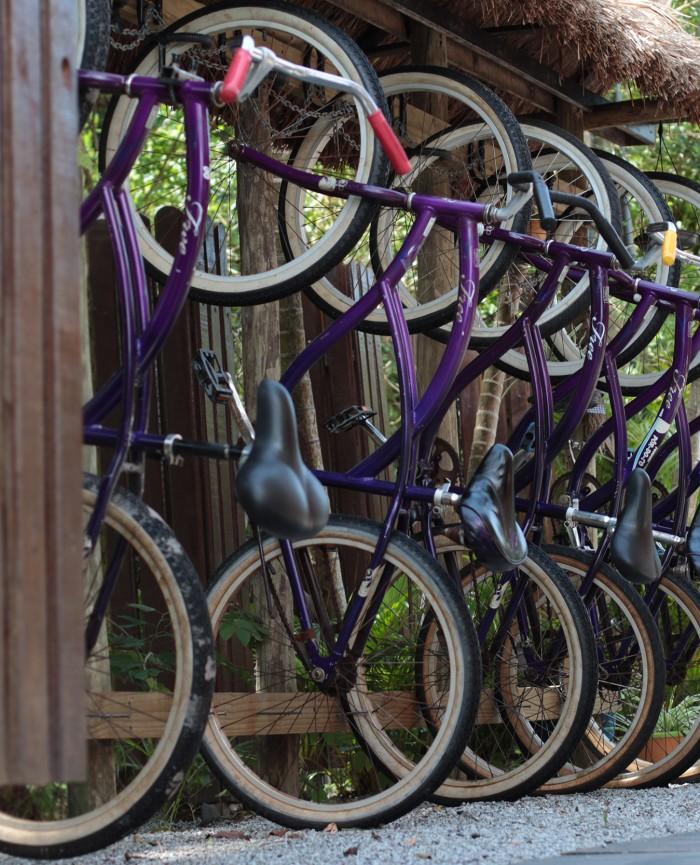 Bicicletas para aluguel