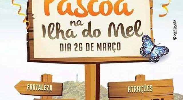 Cartaz de Divulgação do show do Djambi na Ilha do Mel. Show dia 26/03/2016 no bar da Aninha